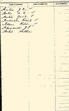 Deerfield Township Voter Registers, October 16, 1912, Page 5
