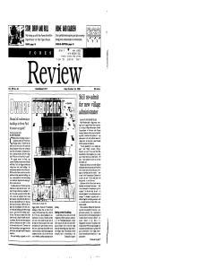 Forest Park Review, October 16, 1996, Page 1