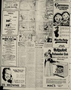 Harrisburg Daily Register, August 24, 1951, Page 12