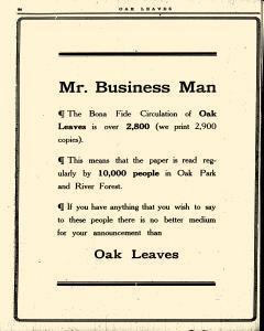Oak Leaves, May 29, 1909, Page 26