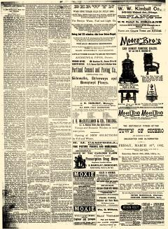 Oak Park Maywood Register, March 18, 1892, Page 8