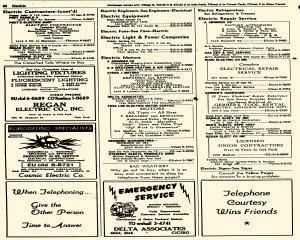 Oak Park Telephone Directory, May 01, 1956, Page 232
