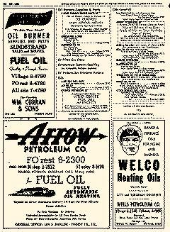 Oak Park Telephone Directory, May 01, 1956, Page 316
