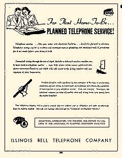 Oak Park Telephone Directory, May 01, 1956, Page 606