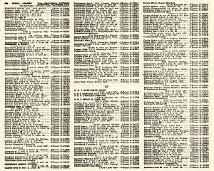 Oak Park Telephone Directory, May 01, 1956, Page 630