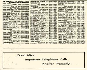 Oak Park Telephone Directory, May 01, 1956, Page 732