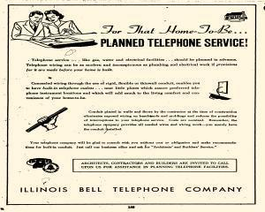 Oak Park Telephone Directory, May 01, 1956, Page 734