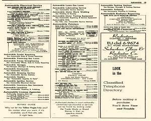 Oak Park Telephone Directory, May 01, 1956, Page 161