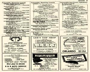 Oak Park Telephone Directory, May 01, 1956, Page 165