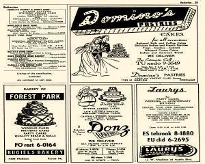 Oak Park Telephone Directory, May 01, 1956, Page 177