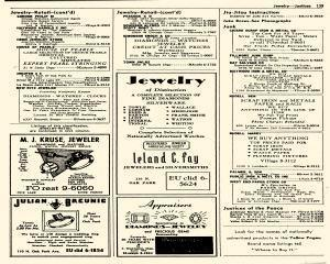 Oak Park Telephone Directory, May 01, 1956, Page 281