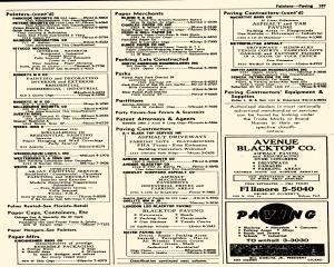 Oak Park Telephone Directory, May 01, 1956, Page 329