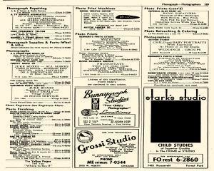 Oak Park Telephone Directory, May 01, 1956, Page 331