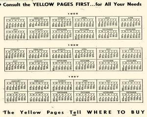 Oak Park Telephone Directory, May 01, 1956, Page 733