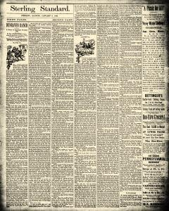 Sterling Standard, January 09, 1890, Page 2