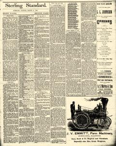 Sterling Standard, March 13, 1890, p. 3