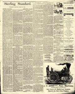 Sterling Standard, March 20, 1890, Page 3