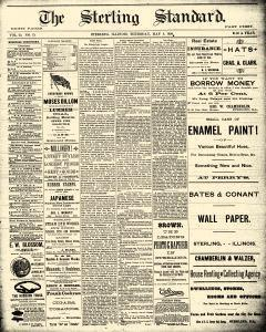 Sterling Standard, May 08, 1890, Page 1