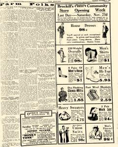 Thomas Review, November 14, 1929, Page 2