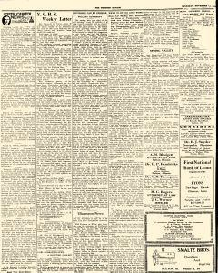 Thomas Review, November 14, 1929, Page 3