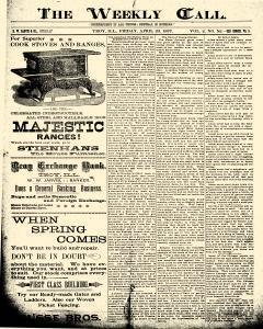 Weekly Call, April 23, 1897, Page 1