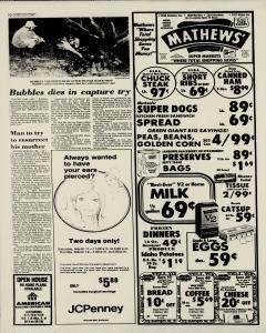 Anderson Daily Bulletin, March 11, 1978, Page 20