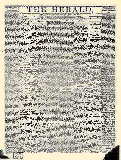 Anderson Herald Bulletin, May 27, 1870, Page 1