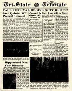 Tri State Triangle, October 15, 1965, Page 1