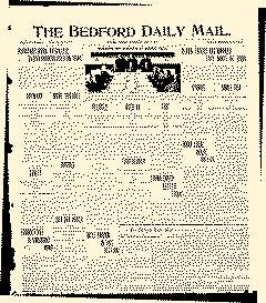 Bedford Daily Mail