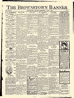 Brownstown Banner, April 05, 1905, Page 3