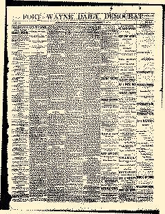 Fort Wayne Daily Democrat, November 02, 1870, Page 5