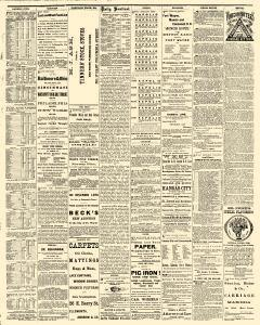 Fort Wayne Daily Sentinel, March 25, 1874, Page 5