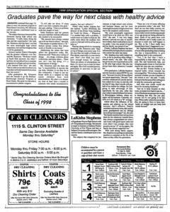Fort Wayne Frost Illustrated, May 20, 1998, Page 16
