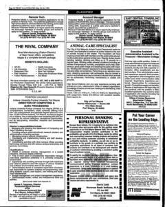 Fort Wayne Frost Illustrated, May 20, 1998, Page 22