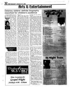 Fort Wayne Frost Illustrated, February 19, 2003, Page 32