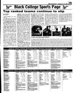 Fort Wayne Frost Illustrated, February 19, 2003, Page 29