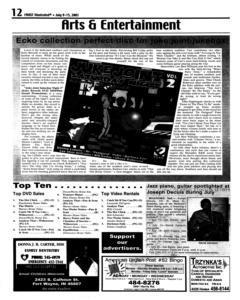 Fort Wayne Frost Illustrated, July 09, 2003, Page 12