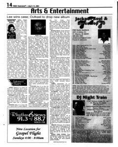 Fort Wayne Frost Illustrated, July 09, 2003, Page 14