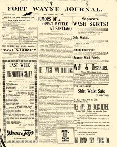 Fort Wayne Journal, July 01, 1898, Page 9