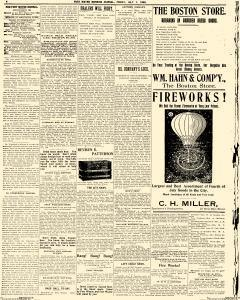 Fort Wayne Journal, July 01, 1898, Page 4