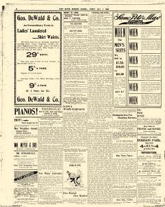 Fort Wayne Journal, July 01, 1898, Page 8