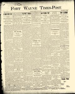 Fort Wayne Times Post, July 15, 1895, Page 2