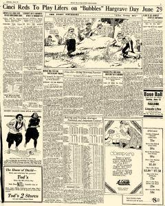 Sunday News Sentinel, June 12, 1921, Page 5