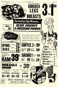 Hammond Times, May 25, 1961, Page 43