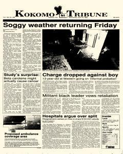 Kokomo Tribune, April 13, 1994, Page 1
