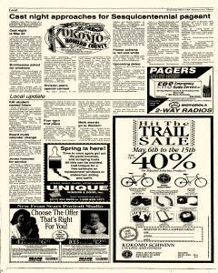 Kokomo Tribune, May 08, 1994, Page 4