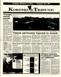 Kokomo Tribune, May 08, 1994, Page 1