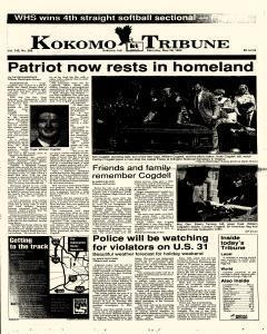 Kokomo Tribune, May 28, 1994, Page 1