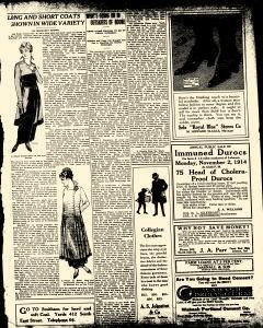 Lebanon Pioneer, October 29, 1914, Page 11