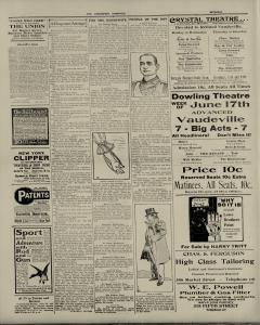 Logansport Chronicle newspaper archives